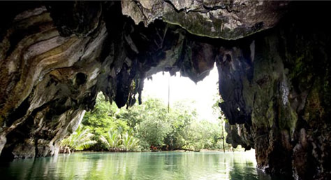 puerto prinsesa underground river