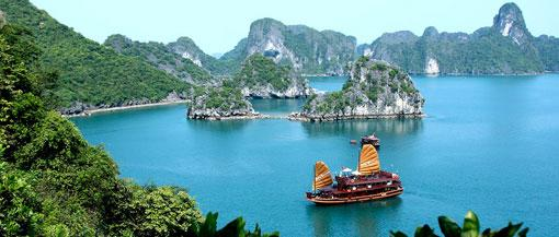 Halong Bay | New 7 Wonders Of Nature