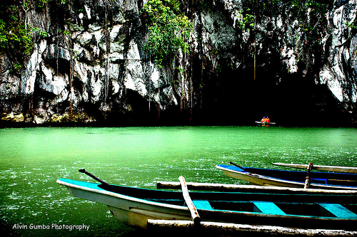 PP Underground River | New7Wonders of Nature